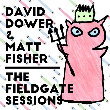 David Dower and Matt Fisher